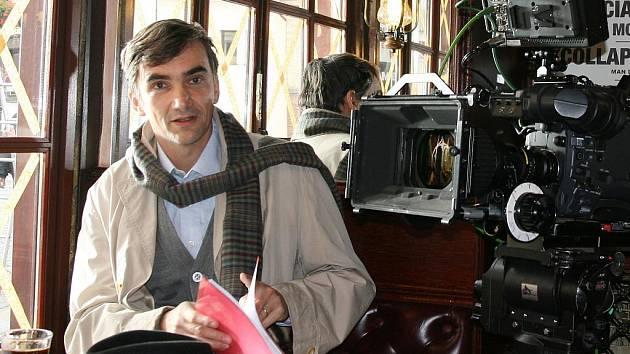 Jednu z hlavních rolí ve filmu Barkovskij ztvární český herec Martin Myšička