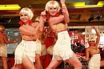 Děvčata z Taneční školy Luna Louny na klání World latino and belly dance festival v Liberci