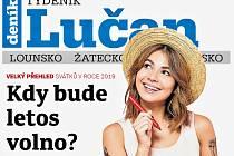 Týdeník Lučan z 22. ledna 2019