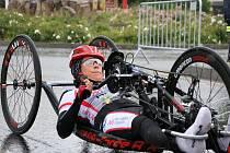 European Handbike Circuit v Lounech