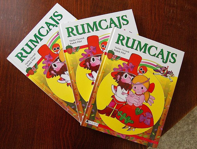 Kniha o Rumcajsovi