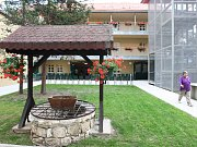 Domov pro seniory v Žatci byl rozšířen a vylepšen
