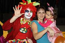 Dětský karneval v Dobroměřicích