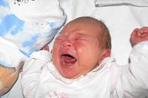Mamince Monice Hodanové z Loun se 24. srpna v 18:02 hodin v ústecké porodnici narodila dcera Denisa. Vážila 3,55 kg a měřila 50 cm.
