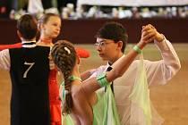 Mistrovství  severozápadních Čech ve sportovních tancích v Podbořanech