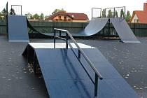 Podbořanský skatepark