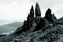 Snímek z expozice Scotland