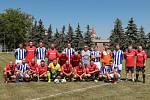 Den fotbalu v Lubenci