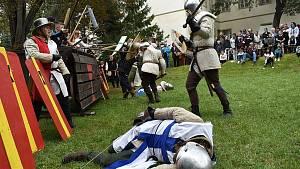 Dny evropského dědictví v muzeu se nesly v duchu bitvy u Žatce.