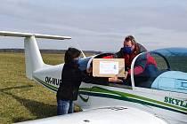 Pilot Radek Hoffmann se zapojil do projektu Piloti lidem.