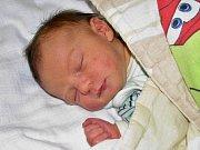 Alex Hanich se narodil mamince Andree Paterové ze Žatce 20. února v 8.43 hodin. Váha 3,29 kg, míra 49 cm.