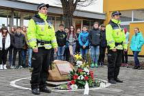 Vzpomínkové setkání při příležitosti 73. výročí úmrtí Otakara Jaroše