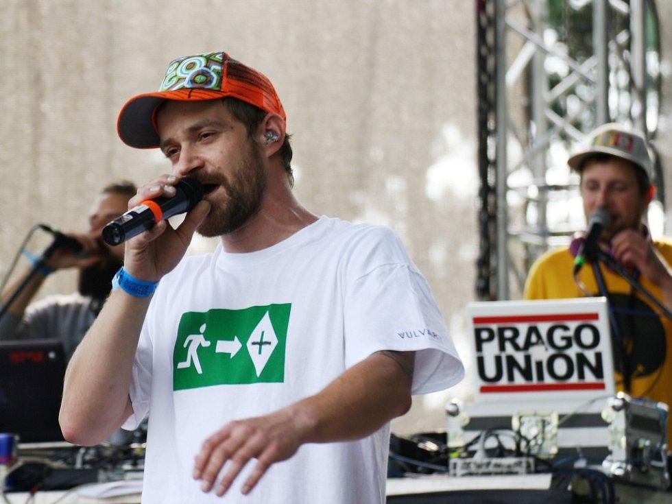 Prago Union + Livě band