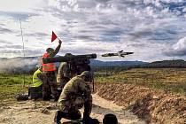 Zavedení protiletadlových kompletů RBS-70NG do výzbroje Armády ČR předcházely vojskové zkoušky