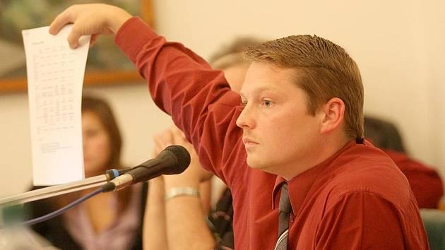 Zasedaní žateckých zastupitel 22. října 2009