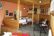 Restaurace Čáp v Žatci