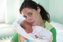 Mamince Adéle Košťálové z Velemyšlevsi se 13. července 2013 ve 12.35 hodin narodil synek Kryštof Knedlík. Vážil 3100 gramů a měřil 51 centimetrů.