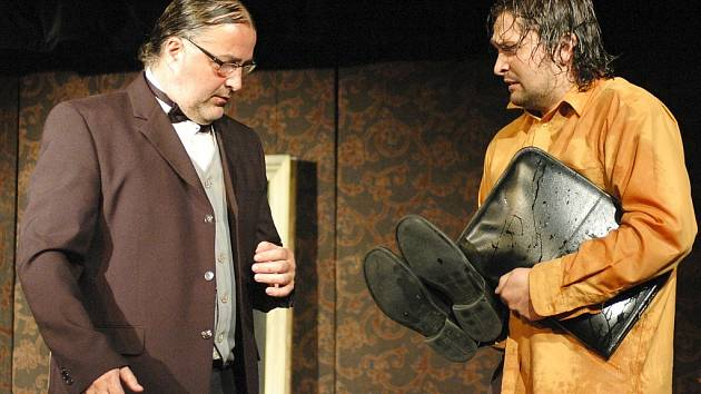 Divadelní představení Mlhavé vyhlídky