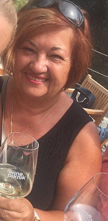 Marie Vránová.