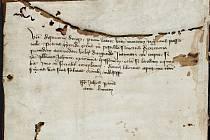 List Jana (Bulendorfera), probošta magdalenitského kláštera sv. Anny na lounském předměstí,  žateckému sakristánovi Martinovi z Jistebnice z ledna 1413 se zmínkou o Janu Husovi. Uložen je nyní v universitní knihovně ve Vratislavi