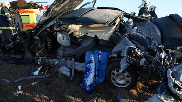 Tragická nehoda u Postoloprt