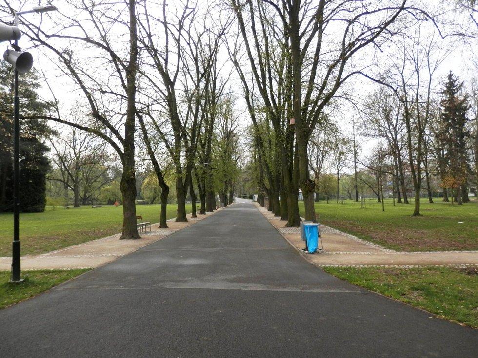 Výstaviště v Lounech, kde letos ani loni Memoriál Karla Raise neproběhl.