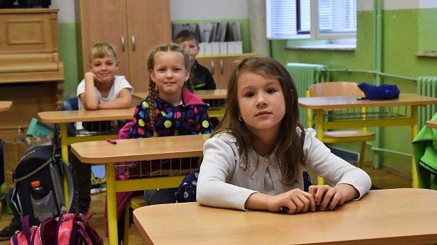 V Žatci děti opět chodí do školy