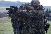 Střelby z ručních zbraní