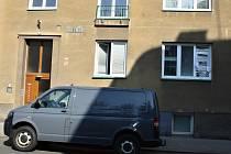 V žatecké Svatováclavské ulici došlo k výbuchu.