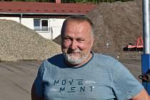 Robert Janek má pronajatý sportovní areál v Blšanech.