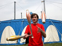 Žatec přijel pobavit cirkus