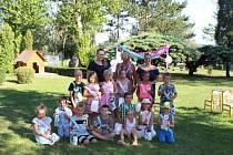 ZŠ a MŠ Cítoliby zažila pasování předškoláčků na prvňáčky