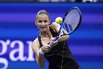 Lounská tenistka Karolína Plíšková skončila na US Open ve čtvrtfinále.
