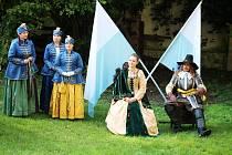 Do Žatce dorazil král Fridrich Falcký.