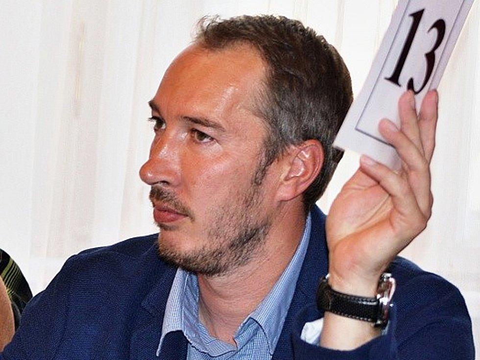 Jiří Karas na archivním snímku