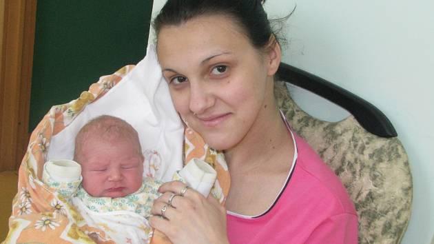 Aleně Svobodové z Postoloprt se narodil syn Adam Fridrich. Na svět přišel 26. března v 6.47 hodin. Váha 2,87 kg, míra 47 cm.