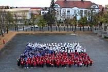 Na žateckém gymnáziu ve čtvrtek začaly dvoudenní oslavy spojené s výročím 100 let Československa.