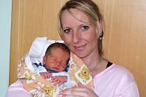 Mamince Hance Nachtigalové ze Žatce se 4. února 2013 ve 2.45 hodin narodil synek Matěj Palacký. Vážil 2775 gramů a měřil 49 centimetrů.