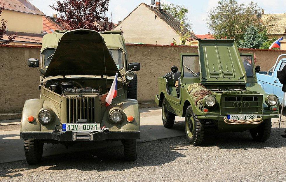 Sraz veteránů v Cítolibech