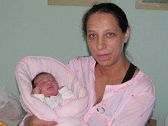 Darina Gažiová se narodila 25. září 2017 v 6.01 hodin mamince Emilii Gažiové ze Žatce. Vážila 2960 gramů a měřila 46 centimetrů.