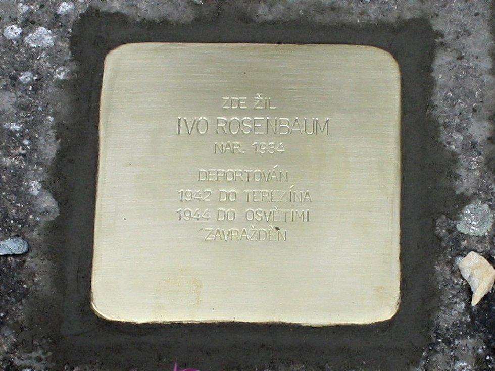 Kameny zmizelých v Peruci
