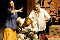 Představení Montekovic Julie v podání Divadla Navenek Kadaň