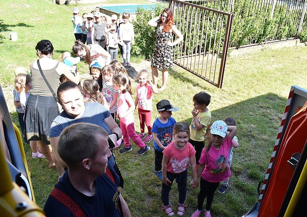 Dětský den v MŠ Alergo.
