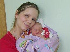 Mamince Tereze Novákové ze Žatce se 10. dubna 2016 v 10.25 hodin narodila dcerka Sára Nováková.  Vážila 2695 gramů a měřila 47 centimetrů.