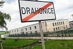 Bývalá věznice v Drahonicích.