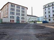 Nerudovo náměstí v Žatci