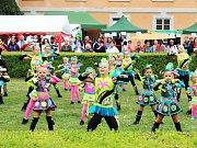 Letos se konal již 25. ročník Zahradní slavnosti v Petrohradu.