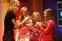 Juniorský fitness klub Louny, vítěz kategorie kolektivy mládeže za ročník 2010.