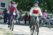 Dopravní soutěž mladých cyklistů v Žatci