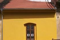 Opravená kaple v Líšťanech